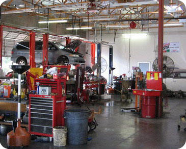 automotive shop
